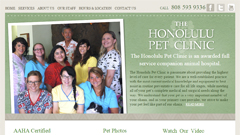 The Honolulu Pet Clinic, LLC | ALOHA DOG